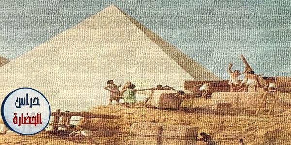 قصيدة فرعون يحث المصريين على العمل المجيد للشاعر إسماعيل صبرى