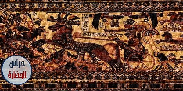 ومضات على فكرة القانون والقواعد الملزمة في مصر الفرعونية وطبيعته وما يعكسه من طبيعة الشعب المصري القديم