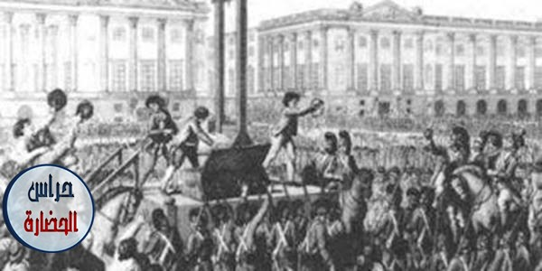 العوامل الفكرية لقيام الثورة الفرنسية 1789م