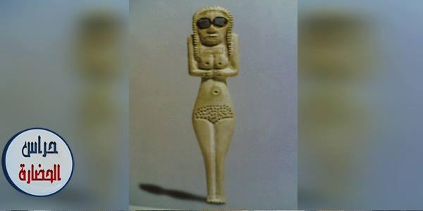 روائع النحت فى عصور ما قبل الأسرات 4400 ~ 3300 ق.م