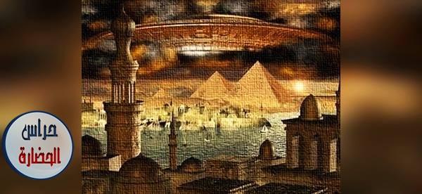 سر الغموض واللغز فى الحضارة المصرية القديمة (بحث كامل)
