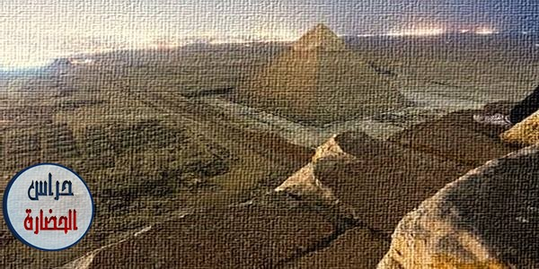 كيف تم بناء الهرم الأكبر للملك خوفو