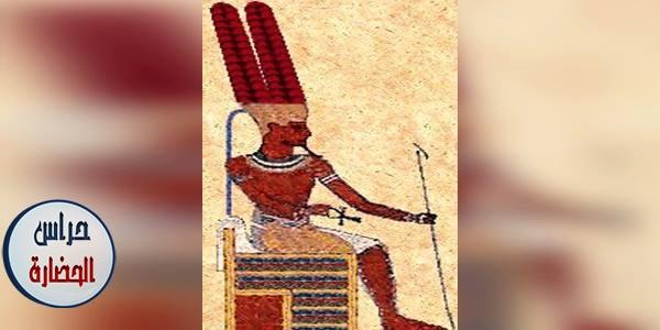 الإله آمون بحث كامل للآثارى محمود مندراوى