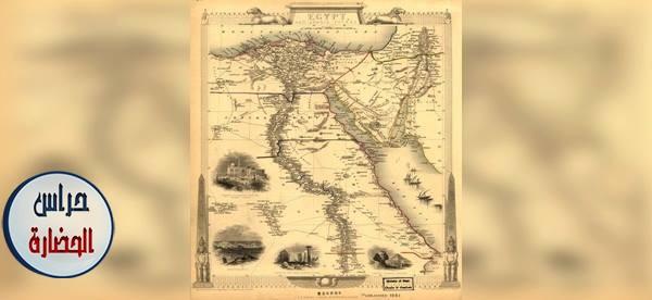 عواصم مصر القديمة (دراسة بحثية)