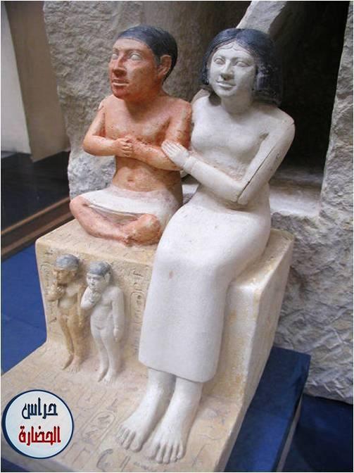تمثال القزم سنب