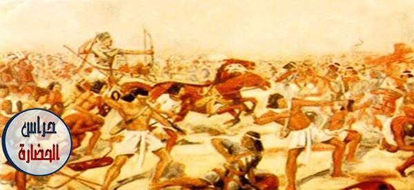 الغزو الجنوبى والآشورى لإستعمار مصر الفرعونية