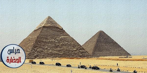 الهرم الأكبر ومعجزات الإنشاء والبناء ونظريات بناء الأهرامات المختلفة