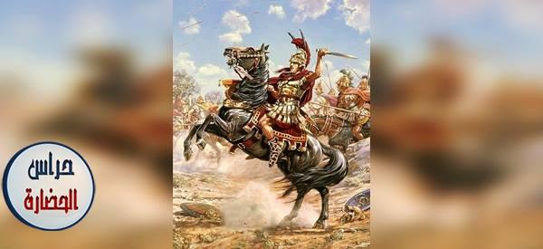 مدى العلاقة الوثيقة بين الاغريق والمصريين القدماء