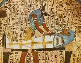بحث عن التحنيط فى مصر القديمة