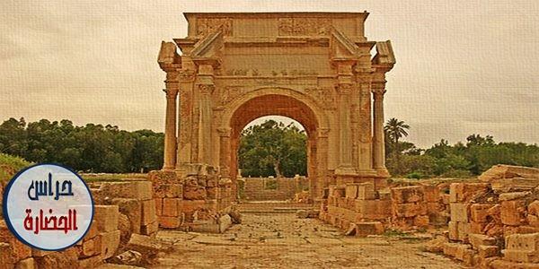 المواطن الليبي والآثار