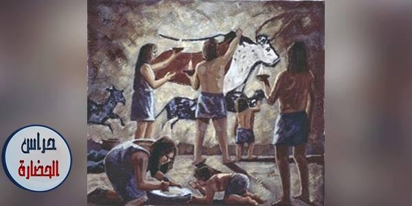 بداية التاريخ فى مصر