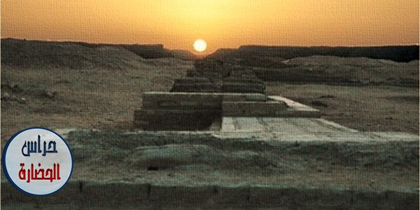 تعامد الشمس على معبد آتون