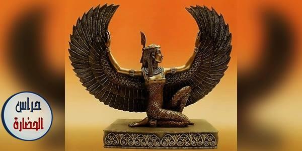 بحث كامل عن المعبودة ماعت (الصدق والعدل أساس المُلك)