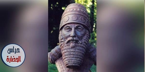 الملك الآشورى توكلتي – ننورتا الثاني (890- 884 ق.م)