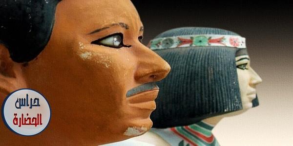 الحجر الجيرى الذى أستخدمه المصريين القدماء فى صنع الأثر