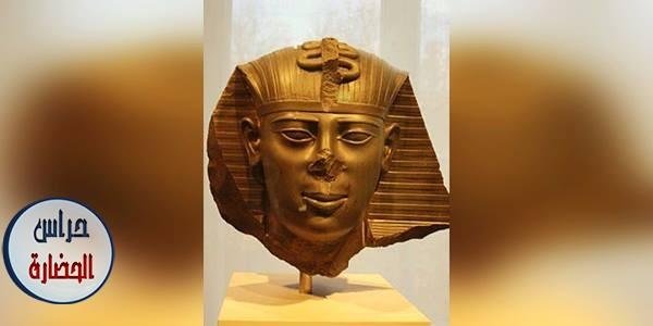 الملك احمس الثانى – امازيس 570 – 526 ق.م الاسرة 26