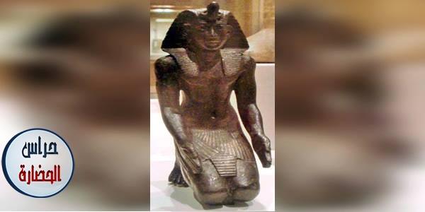 الملك نخاو أو نيكاو الثانى 609 – 594 ق.م