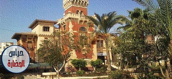 قصر الملك فاروق بكفر الشيخ تحفة اسلامية تعانى التجاهل والنسيان