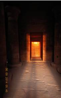 تعامد الشمس على معبد هيبس 6-9-2014م