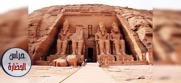قُدس أقداس معبد رعمسيس الثانى المحبوب مِن آمون