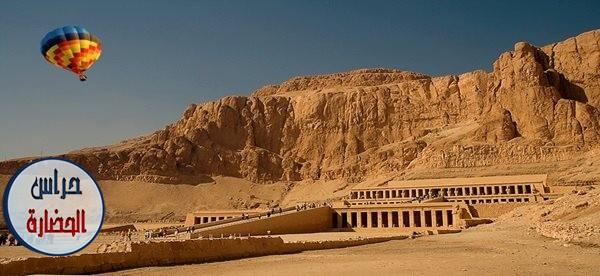 معبد حتشبسوت – مواعيد الزيارة وسعر التذكرة