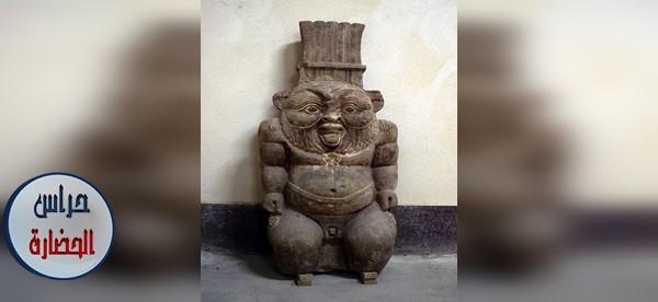 أكبر تمثال للإله بس حتى الآن