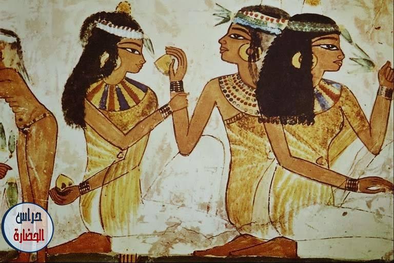 قيمة الاسرة والمرأة فى المجتمع المصري القديم
